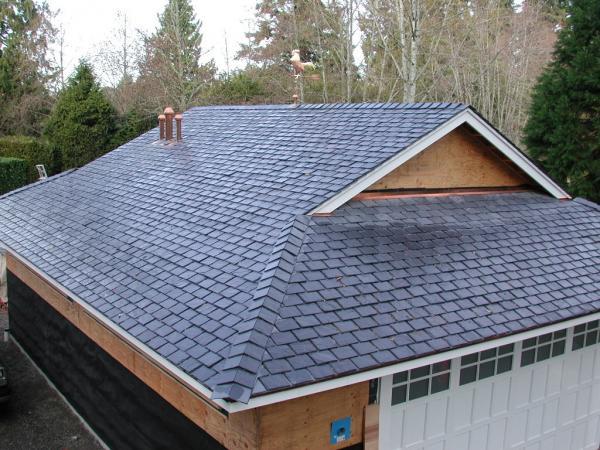 Black Roof Slate Natural Limestone