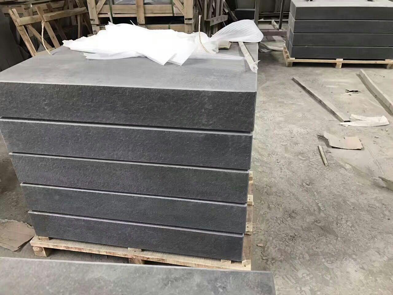 New G684 Flamed Granite Stone