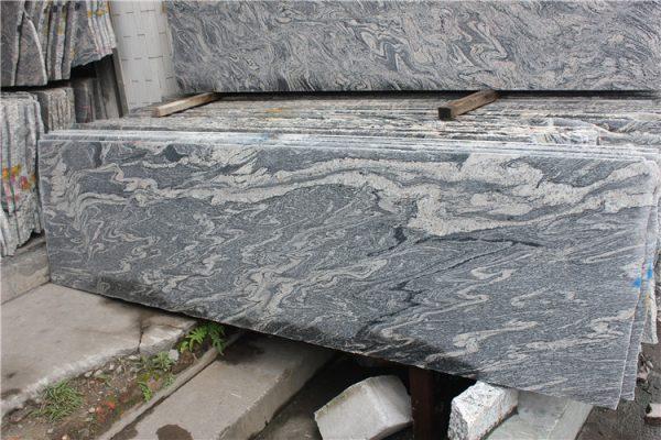 China Juparana Granite Gangsawn Slabs