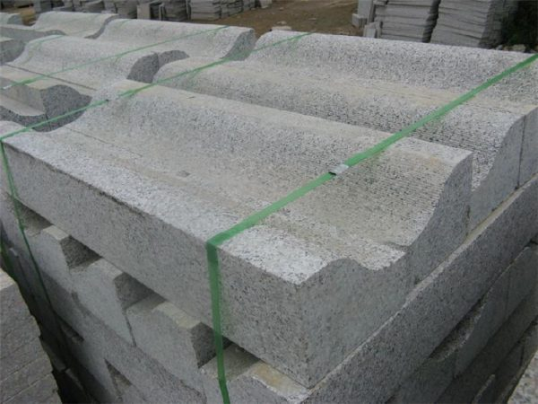 China G383 Pearl Flower Granite Polished Tiles