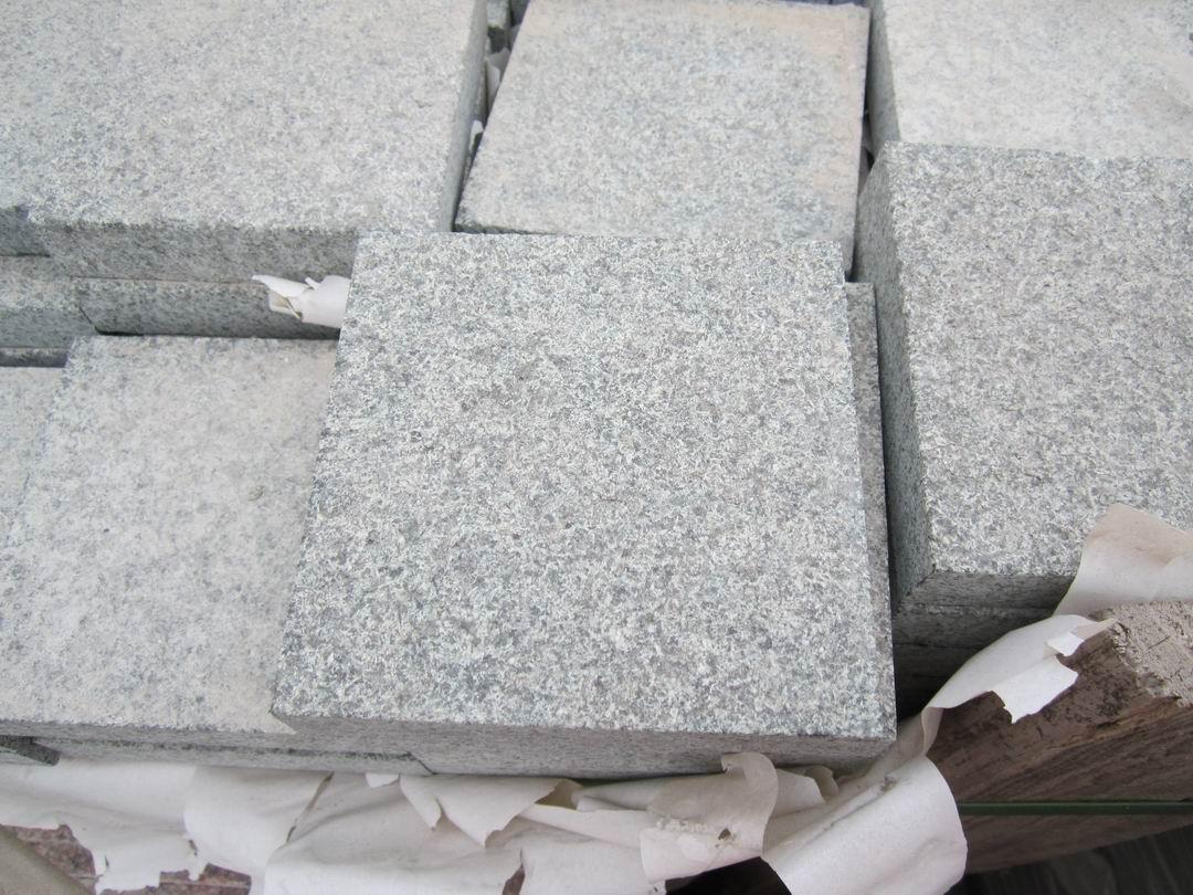 China G612 Green Granite Floor Tiles
