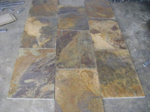 China Beautiful Andesite Moasic Wall Tiles