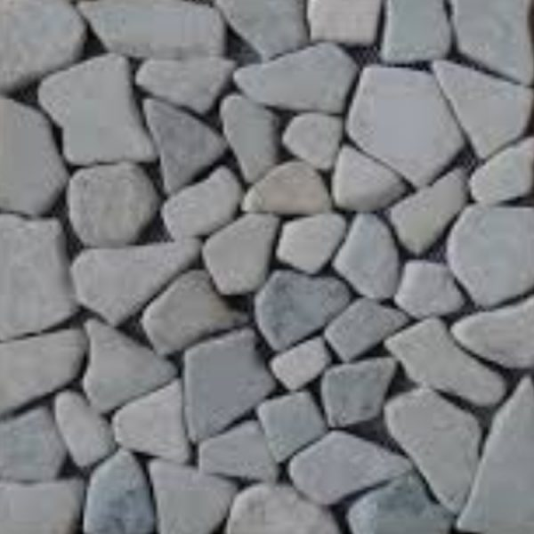 China Wooden Viens Marble Pebble stone