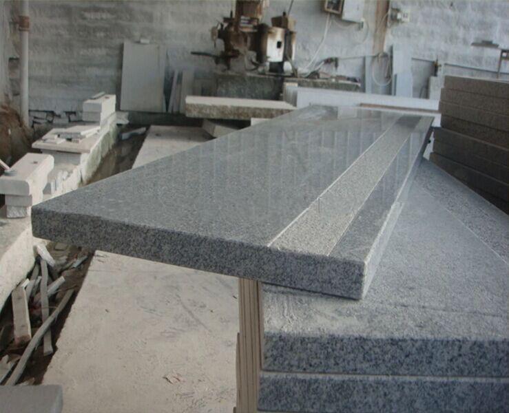 China G633 Granite Anti-Slip Stairs
