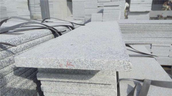 China Jiangxi G603 Granite Stairs Design