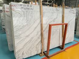 Bianco Picasso Marble Polished Marble Big Slabs